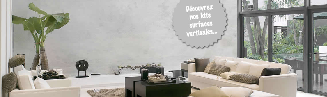 enduit mural yellostone b ton cir pr t l 39 emploi. Black Bedroom Furniture Sets. Home Design Ideas